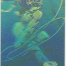 Superman Holo Series #23 Gold Parallel Card Wonder Woman