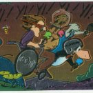 Bloom County Outland #64 Sticker Parallel Trading Card