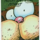 Bloom County Outland #69 Sticker Parallel Trading Card