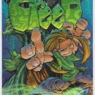Creed 1996 Sticker #32 Chromium Parallel Trading Card