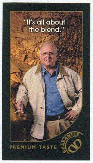 Doral 2006 Card Signature Luis Bowman