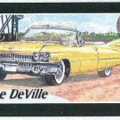 Doral 2004 Card America On The Road #11 Coupe DeVille