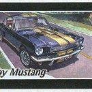 Doral 2004 Card America On The Road #14 Shelby Mustang