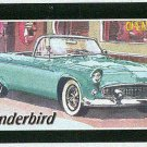 Doral 2004 Card America On The Road #8 Thunderbird