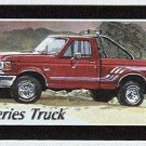 Doral 2004 Card America On The Road #23 F-Series Truck