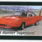 Doral 2004 Card On The Road #17 Road Runner Superbird