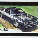 Doral 2004 Card America On The Road #21 Trans Am