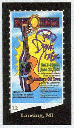 Doral 2003 Card Great American Festivals #12 Lansing, MI