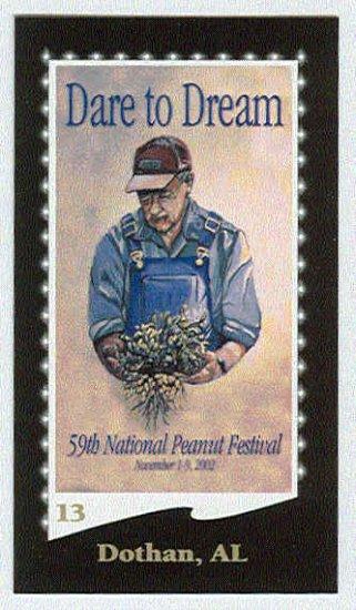 Doral 2003 Card Great American Festivals #13 Dothan, AL