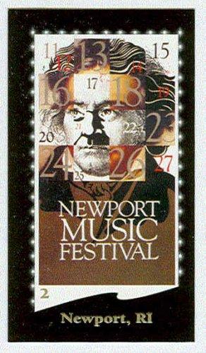 Doral 2003 Card Great American Festivals #2 Newport, RI