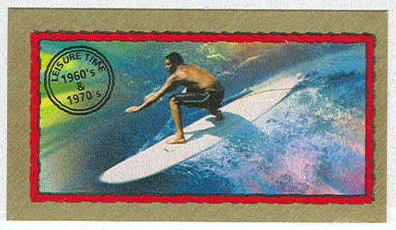 Doral 2001 Card America Century Snapshots #29 Leisure Time