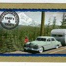 Doral 2001 Card America Century Snapshots #3 Transportation