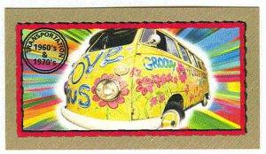 Doral 2001 Card America Century Snapshots #4 Transportation