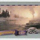 Doral 2000 Card Celebrate America 50 States #44 Wyoming