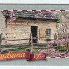 Doral 2000 Card Celebrate America 50 States #19 Indiana