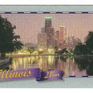 Doral 2000 Card Celebrate America 50 States #21 Illinois