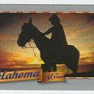 Doral 2000 Card Celebrate America 50 States #46 Oklahoma
