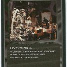 Doctor Who CCG Hydromel Black Border Game Trading Card