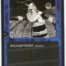 Doctor Who CCG Menoptera Black Border Game Trading Card