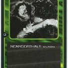 Doctor Who CCG Neanderthals Black Border Game Card