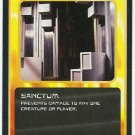 Doctor Who CCG Sanctum Black Border Game Trading Card