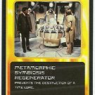 Doctor Who CCG Metamorphic Symbiosis Regenerator Game Card