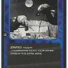 Doctor Who CCG Zarbi Black Border Game Trading Card