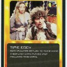 Doctor Who CCG Time Eddy Black Border Game Card