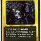 Doctor Who CCG Time Controller Black Border Game Card