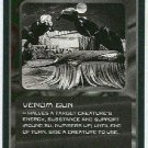 Doctor Who CCG Venom Gun Black Border Game Trading Card