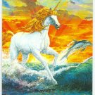 Ken Barr The Beast Within Promo Unnumbered Card Unicorn