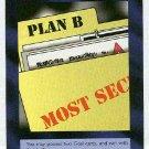 Illuminati Alternate Goals New World Order Game Card