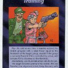 Illuminati Assertiveness Training NWO Game Trading Card