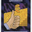 Illuminati Currency Speculation New World Order Game Card