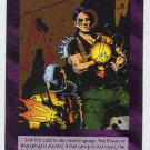 Illuminati Cyborg Soldiers New World Order Game Card