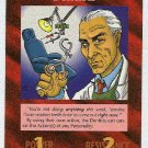 Illuminati Dentists New World Order Game Trading Card