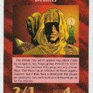Illuminati Druids New World Order Game Trading Card