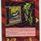 Illuminati Empty Vee New World Order Game Trading Card