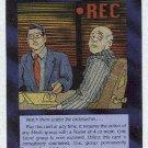 Illuminati Exposed New World Order Game Trading Card