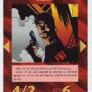 Illuminati F.B.I. New World Order Game Trading Card