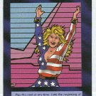 Illuminati Good Polls New World Order Game Trading Card