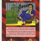 Illuminati Gordo Remora New World Order Game Trading Card