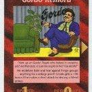 Illuminati Gordo Remora New World Order Game Card