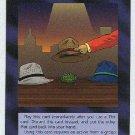 Illuminati Hat Trick New World Order Game Trading Card