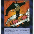 Illuminati Hit And Run New World Order Game Trading Card