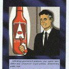 Illuminati Ketchup Is A Vegetable NWO Game Trading Card