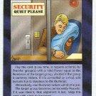 Illuminati Kinder And Gentler New World Order Game Card