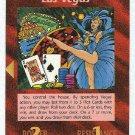 Illuminati Las Vegas New World Order Game Trading Card