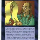 Illuminati Liberal Agenda New World Order Game Trading Card