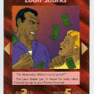 Illuminati Loan Sharks New World Order Game Trading Card
